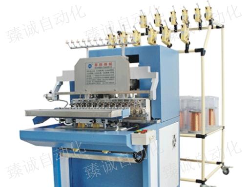 上海电感绕线机 欢迎来电 深圳市臻诚自动化设备供应