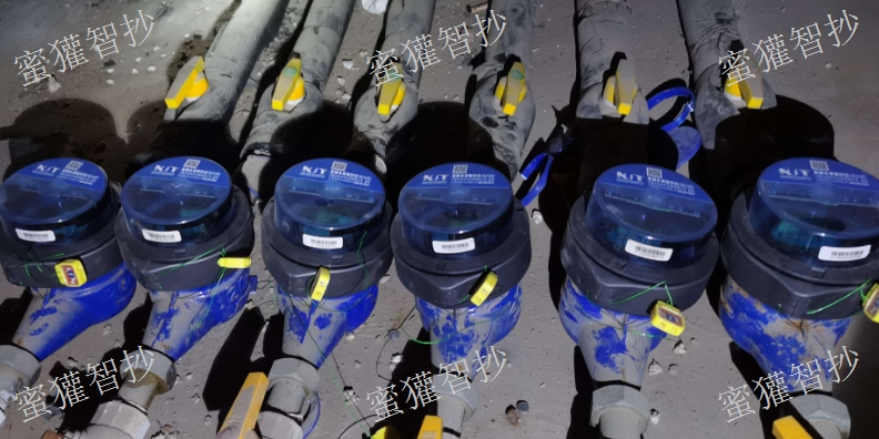 甘肃智能远传水表安装 深圳蜜獾智抄科技供应