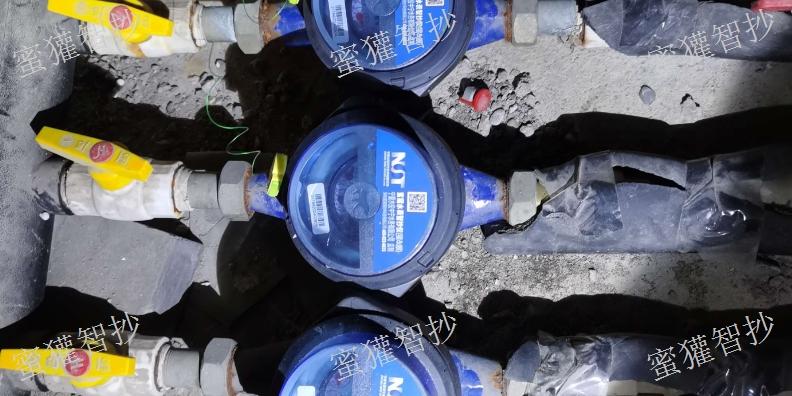 陕西数字化远传水表哪里有 深圳蜜獾智抄科技供应
