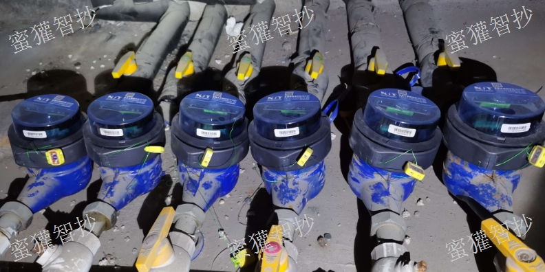 陕西智慧远传水表设备 深圳蜜獾智抄科技供应
