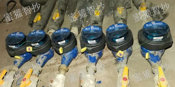 上海水務智慧管理,智能水表