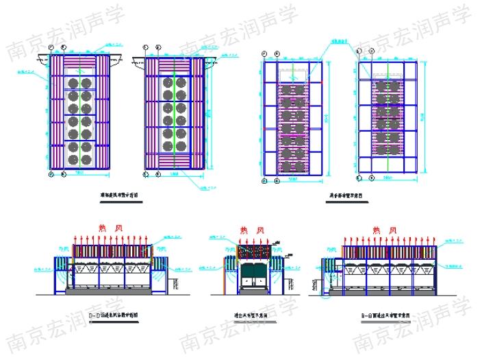 杭州冷却塔声学设计专业