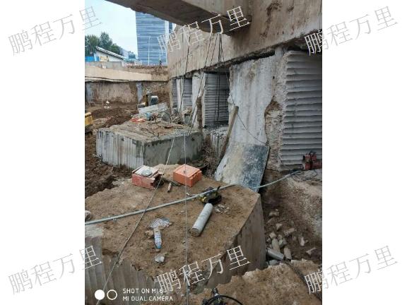 水磨沟区泄洪渠打洞销售公司 新疆鹏程万里建筑工程供应