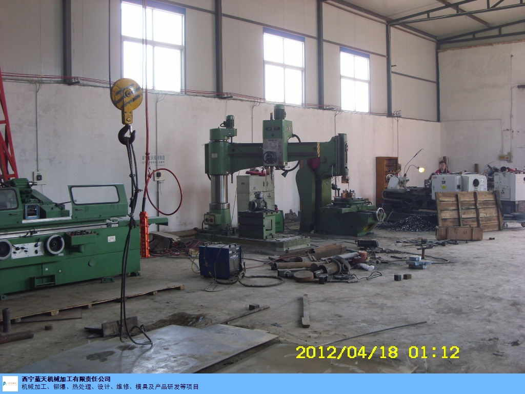 青海省专业非标设备价格 西宁蓝天机械供应