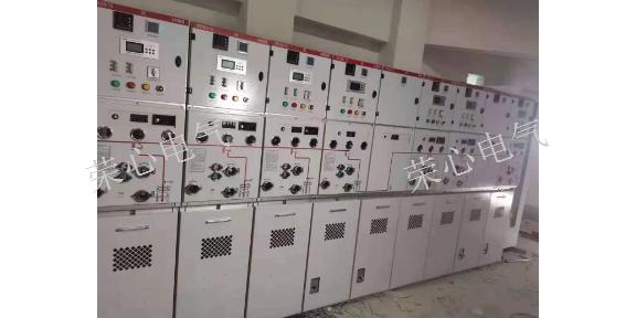 天津真空固体柜机芯断路器机构 荣心电气供应