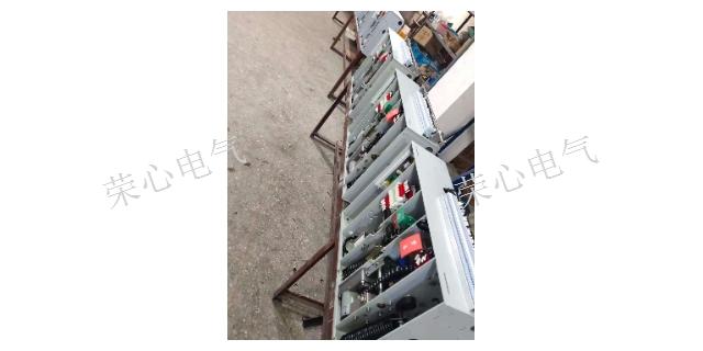 青海空氣環保柜開關高壓真空斷路器三工位斷路器 榮心電氣供應