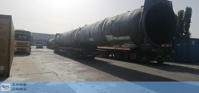到缅甸国际公路运输诚信互利 苏州硕豪国际物流供应