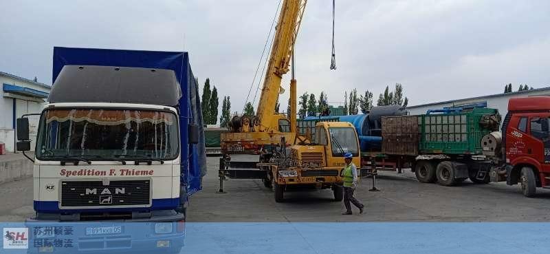 来宾到泰国国际公路运输 苏州硕豪国际物流供应