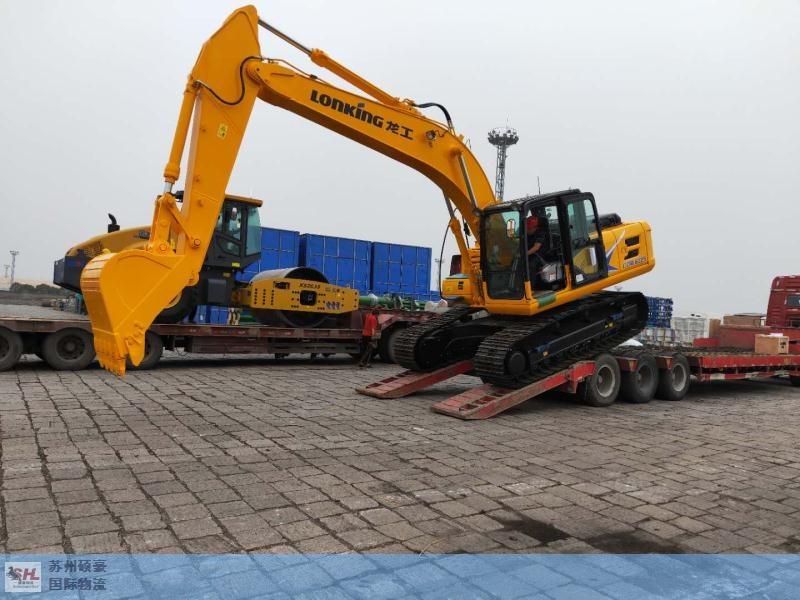 巴中到哈萨克斯坦国际公路运输 苏州硕豪国际物流供应