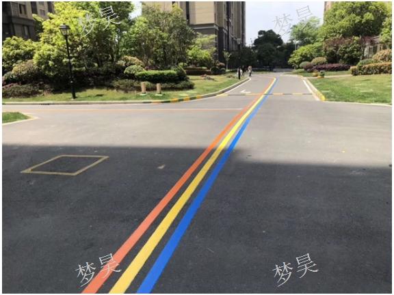 连云港道路划线公司,道路划线