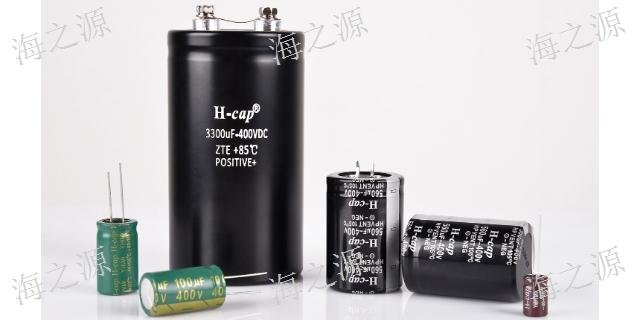 安徽螺栓电容应用 H-cap 苏州海之源电子供应