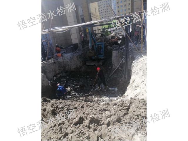 阿克苏市停车场漏水漏水检测厂家销售电话 新疆神韵图腾信息科技供应