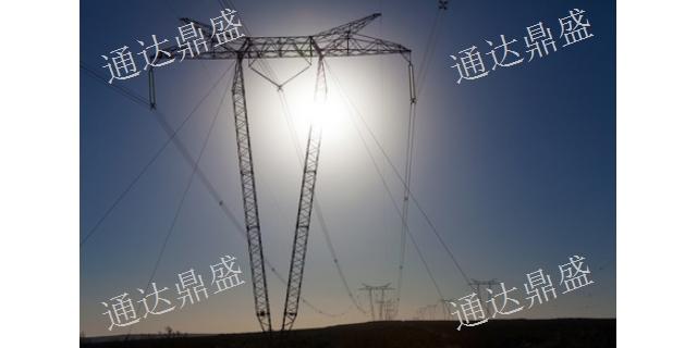 乌鲁木齐35kV输电线路铁塔地址 新疆通达鼎盛电力设施供应