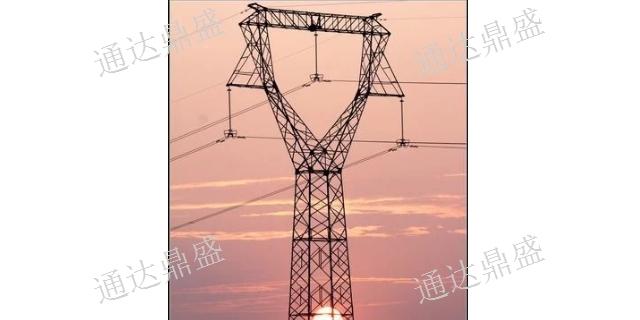 乌鲁木齐220kV输电线路铁塔厂家 新疆通达鼎盛电力设施供应
