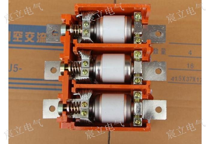 大電流真空交流接觸器接法