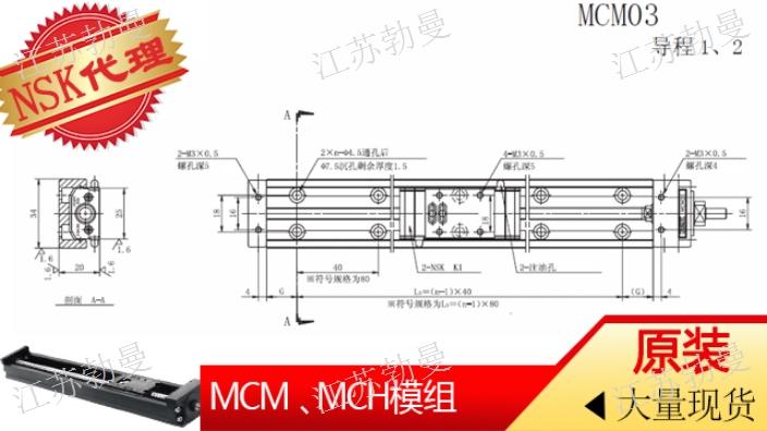 重庆NSK模组MCM06050H10K00
