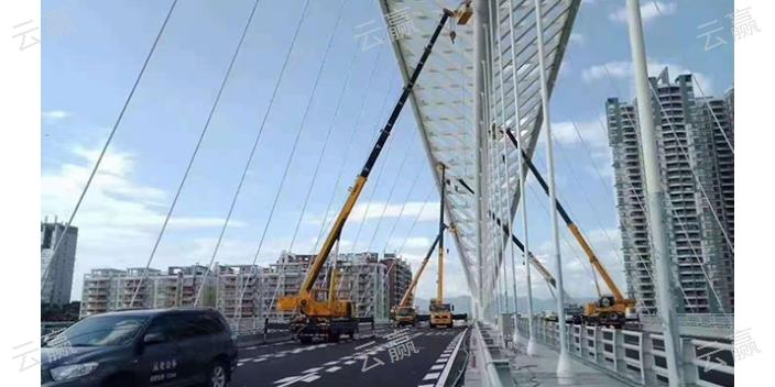 天河区800吨吊车