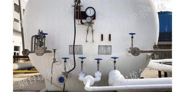 蓬莱**液化天然气批发 *台埃尔气体供应