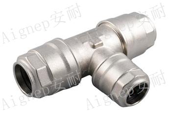 销售T型接头带排水价格安耐流体技术供应