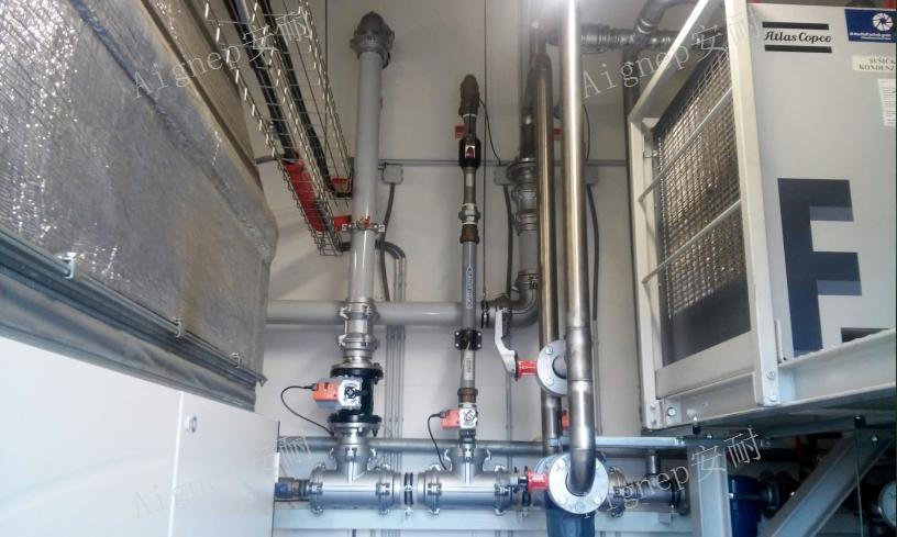 销售无锡市铝合金空压管路直销安耐流体技术供应
