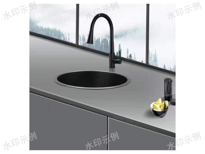 上海愛西迪黑金剛水槽價格 誠信互利「愛西迪廚衛科技供應」