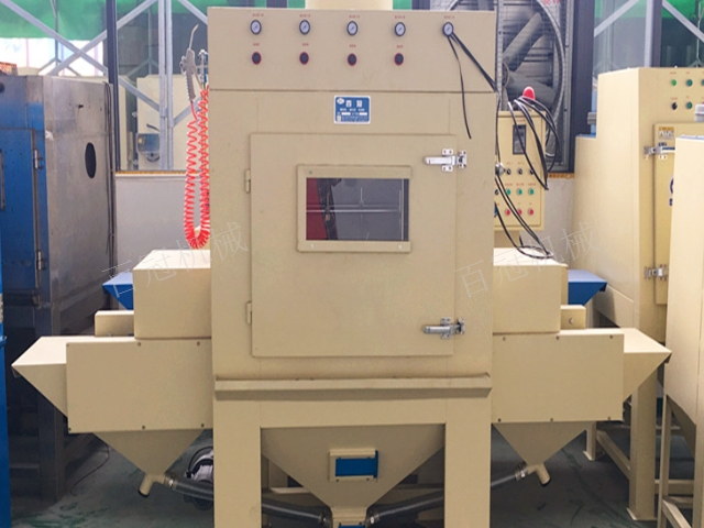 安徽无尘喷砂机价格「深圳市百冠自动化喷砂设备供应」