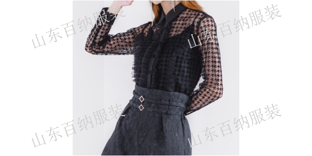 河南品牌女裝定制價格 維納斯女裝「百納服裝供應」