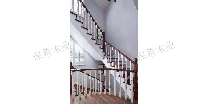 江苏别墅钢木楼梯生产厂家