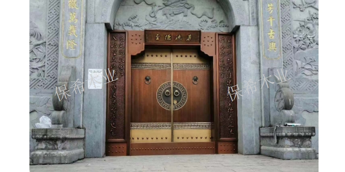 崇明區工廠銅門銷售 真誠推薦「上海保希木業供應」