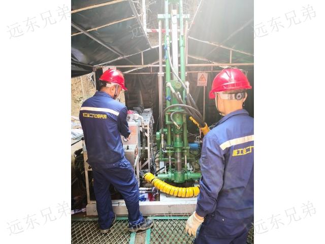 黔南州履带钻机厂家 推荐咨询 贵州远东兄弟钻探供应
