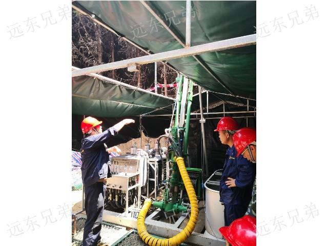 新疆履带钻机厂家电话 欢迎来电 贵州远东兄弟钻探供应