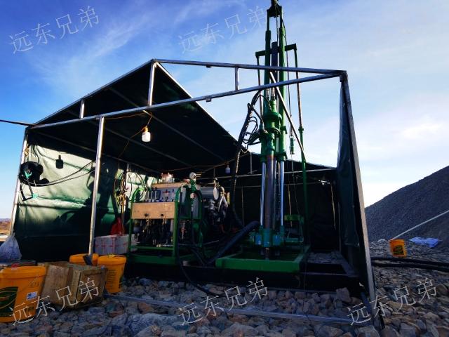 铜仁钻机设备厂家 创造辉煌 贵州远东兄弟钻探供应