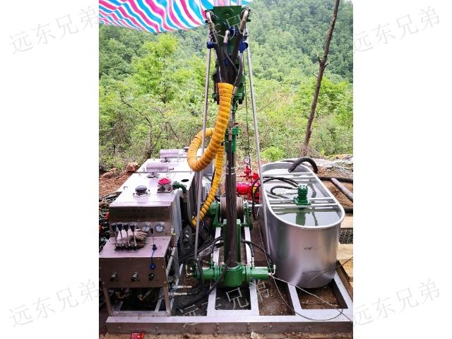江西绳索取芯钻机多少钱 诚信经营 贵州远东兄弟钻探供应