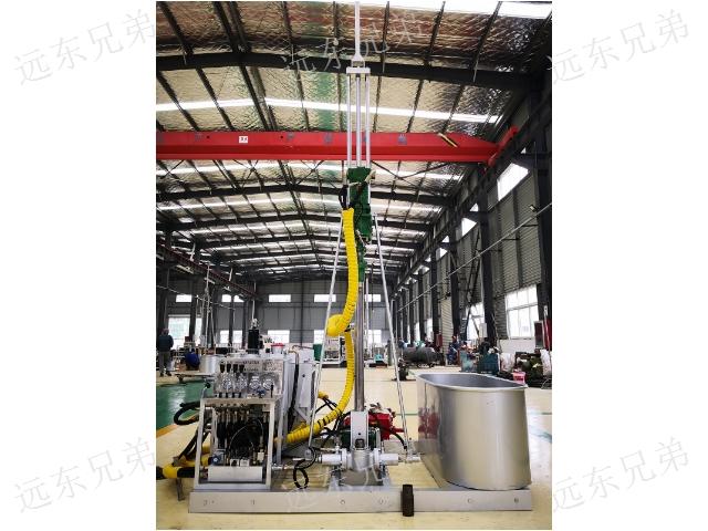天津全液压钻机厂家 创造辉煌 贵州远东兄弟钻探供应