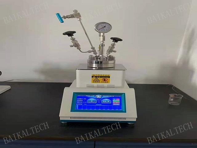 芜湖进口反应釜厂家报价「贝加尔智能科技供应」