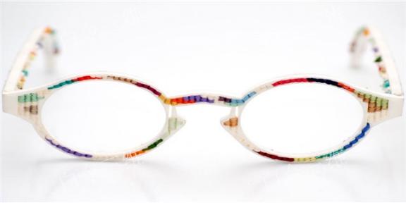 上海定做3D打印眼镜架 3D打印手板 白令三维3D打印公司供应