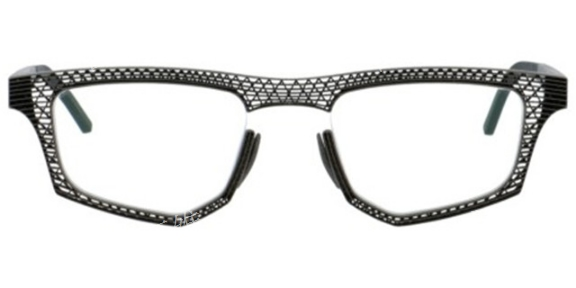 四川定制3D打印眼镜架 欢迎采购 白令三维3D打印公司供应