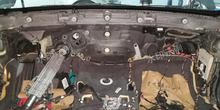 山东宝马525发动机烧机油维修
