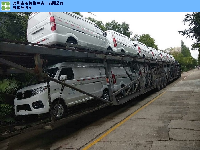 惠州氢动力新能源物流车,物流车