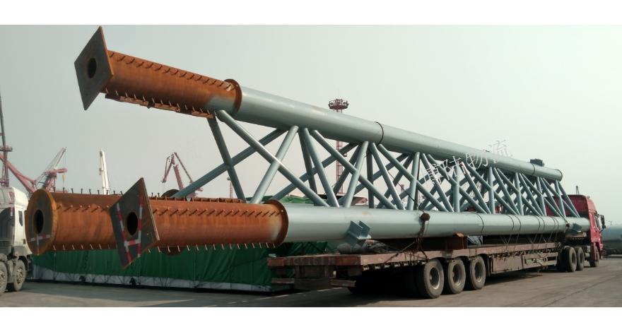 張家港碼頭散貨公路運輸護送「上海博陸物流供應」