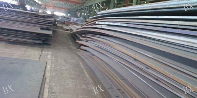 江阴正规中厚板报价表 无锡市博绣金属制品供应