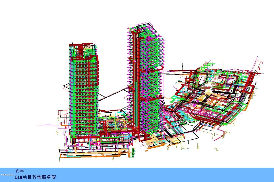 金山区建筑信息模型优点