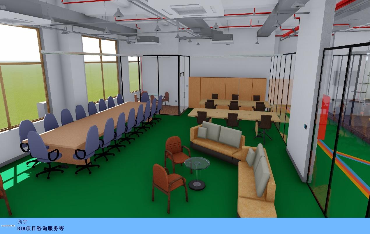 安徽建筑信息模型的模型