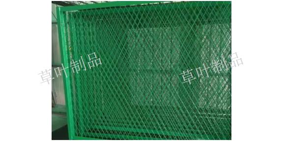 烏魯木齊鐵路圍欄網多少錢一米 新疆草葉金屬制品供應