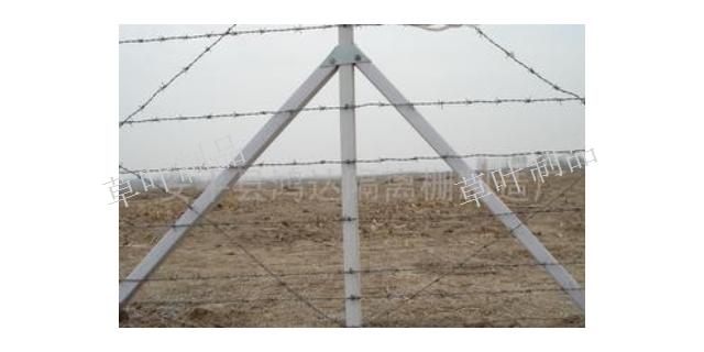 新疆角铁挂线桩厂 新疆草叶金属制品供应