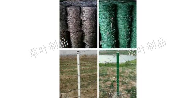 新疆过塑刺丝价格多少 新疆草叶金属制品供应