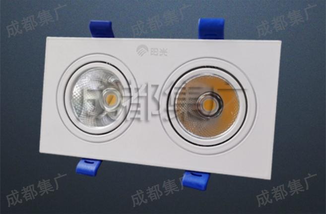 长条LED射灯材质 诚信经营「成都集广电器供应」