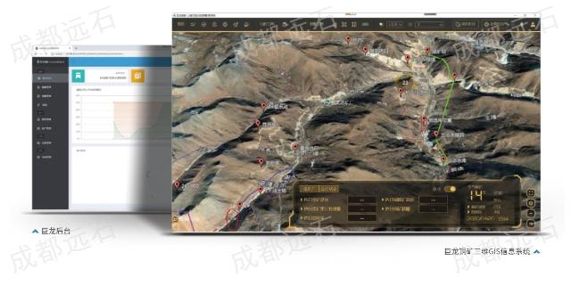 云南土地GIS系統平臺「成都遠石信息供應」