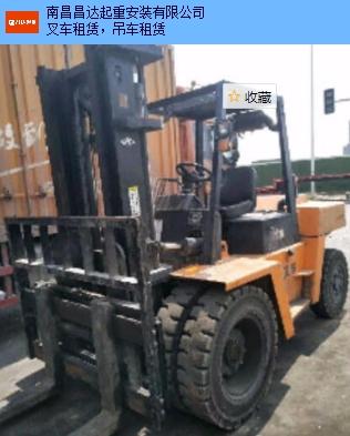 青云谱区货物装卸运输哪家便宜 创新服务 南昌昌达起重安装供应