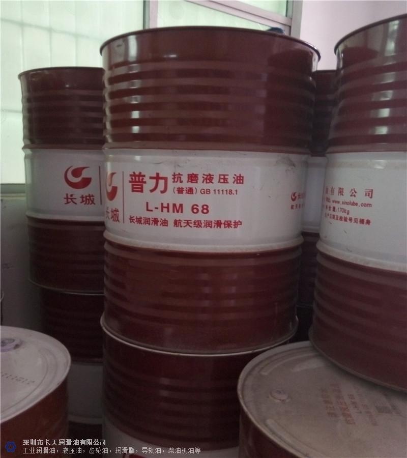 深圳美孚原裝液壓油經銷商「深圳長天潤滑油供應」
